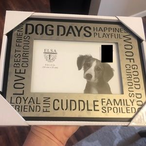 Dog Days 4x6 Photo Frame
